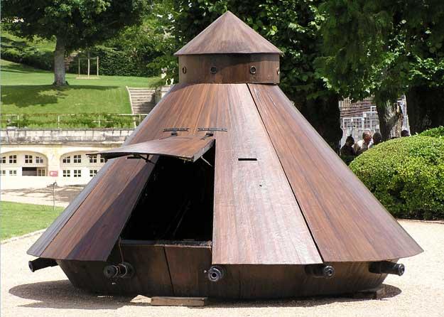Da Vinci Tank